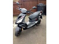 Peugeot Speedfight 3 50cc LC RS Moped, New MOT, Just Serviced, Excellent Moped, BARGAIN £725 ONO