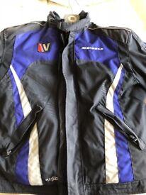 Motorbike jacket in XXL