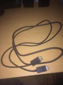 Xbox original HDMI cable
