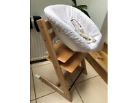 Stokke High Chair, never used!