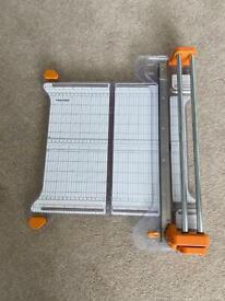 Fiskars ProCision paper trimmer.