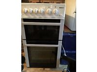 Beko Gas White Cooker
