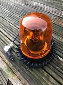 Flashing amber light 12v