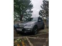 BMW X5 35D DIESEL 87000 MILES RECENT NEW ENGINE