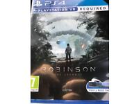 PlayStation VR Robinson the journey