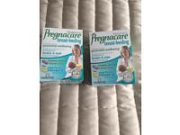 Vitabiotics Pregnacare Breast-feeding 84 tablets/Capsules. 2 BOXES.