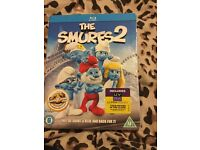 The Smurfs 2 BLU Ray DVD