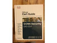 CCNA books - 3 days left