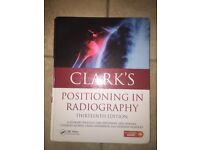 Clark's Positioning in Radiography 13E by Whitley Textbook