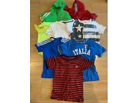 Kids clothes bundle age 7-8 on all items - £25 or offer