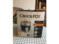 Crockpot Rice Cooker