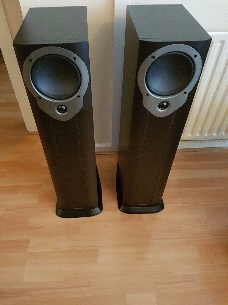 Mission M33i speakers Floor standing