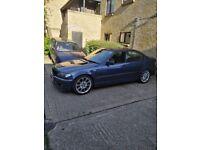 BMW, 3 SERIES, Saloon, 2003, Manual, 2979 (cc), 4 doors