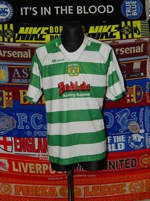 4/5 Yeovil Town adults XL 2007 football shirt jersey trikot image