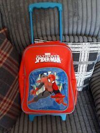 Spiderman bag