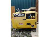 wolf power diesel generator