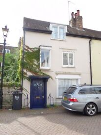 2 bedroom character townhouse in Greenhithe Village - available immediately