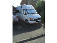 FORD TRANSIT CAMPERVAN FOR SALE 2.5 diesel