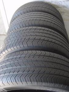 215/65R16, MICHELIN X-RADIAL, all season tires