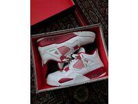 Nike Jordan Brand Retro 4 IV 'Alternate 89' Size UK11