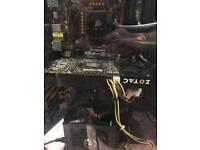 CUSTOM GAMING PC i7 8gb 120gb SSD!!!