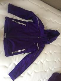 Women's ski coat