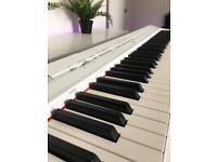 Yamaha P115 electric keyboard (white)