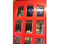 Free wooden front door and furniture