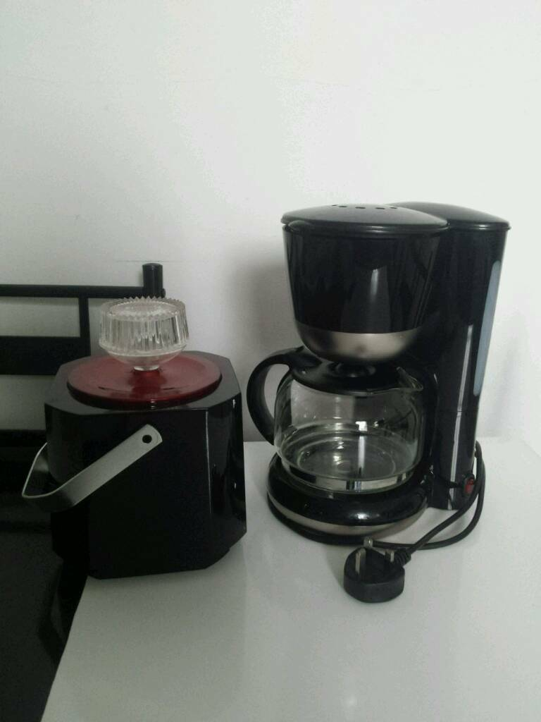 Sainsburys Coffee Maker And Boc Ice Cubes Cool Box In Leigh Manchester Gumtree