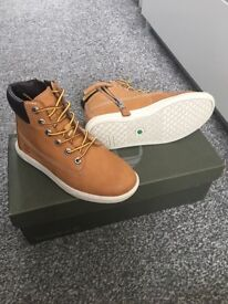 Timberland boots brand new