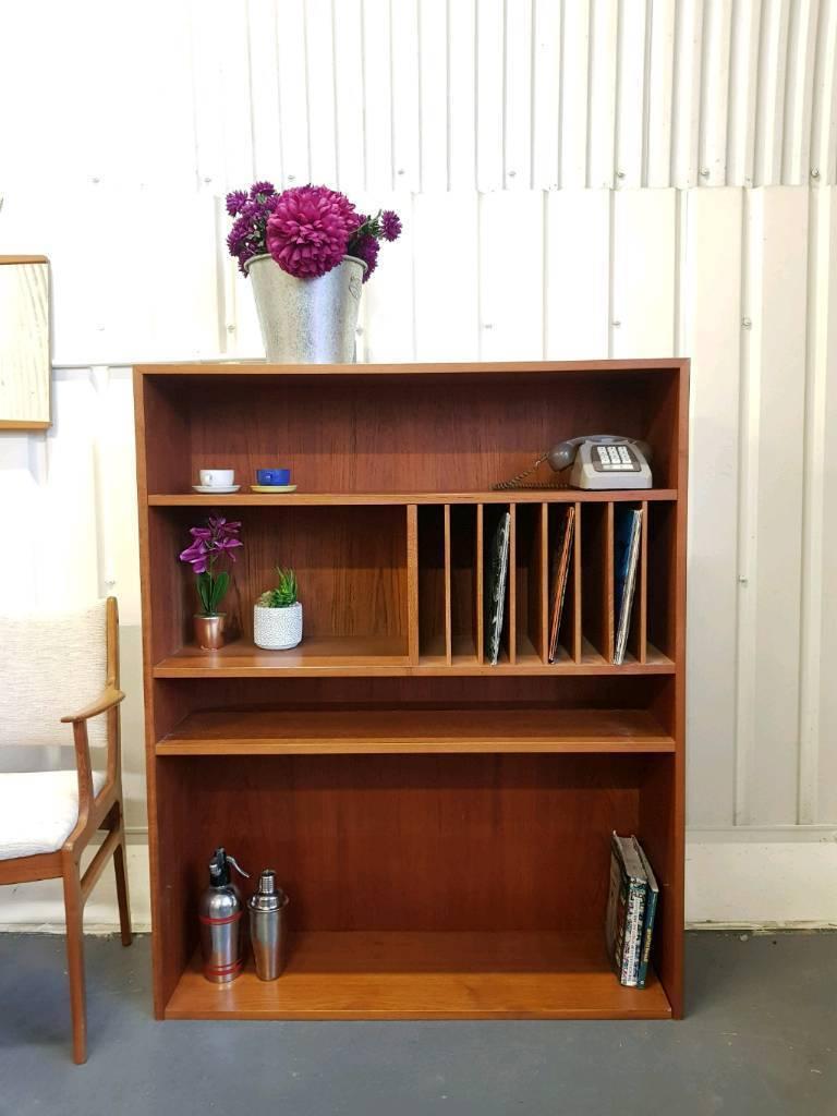 Danish Mid Century Bookcase Record Cabinet In Peckham London Gumtree