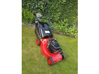 mountfield sovereign petrol lawn mower