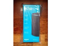 Amazon Echo Smart Home Speaker Alexa Brand New in Charcoal Fabric