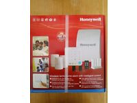 Honeywell Wireless Family Home Alarm with Intelligent Control - HS351S