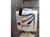 Chord Chameleon Vee3 subwoofer cable