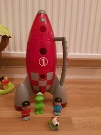 Happyland rocket