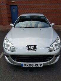 Peugeot 407, 2006, 2.0 HDI - 12 Months MOT / Service History / £600 recent work carried out!
