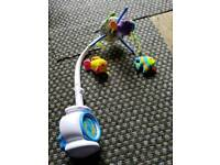 Fisher price baby projector