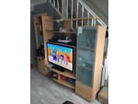 Living room tv unit(no tv)