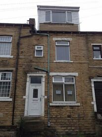 4 BEDROOM HOUSE TO LET - 33 WAVERLEY AVENUE - BRADFORD BD7 3HX