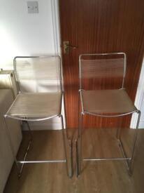 Bar stools metal