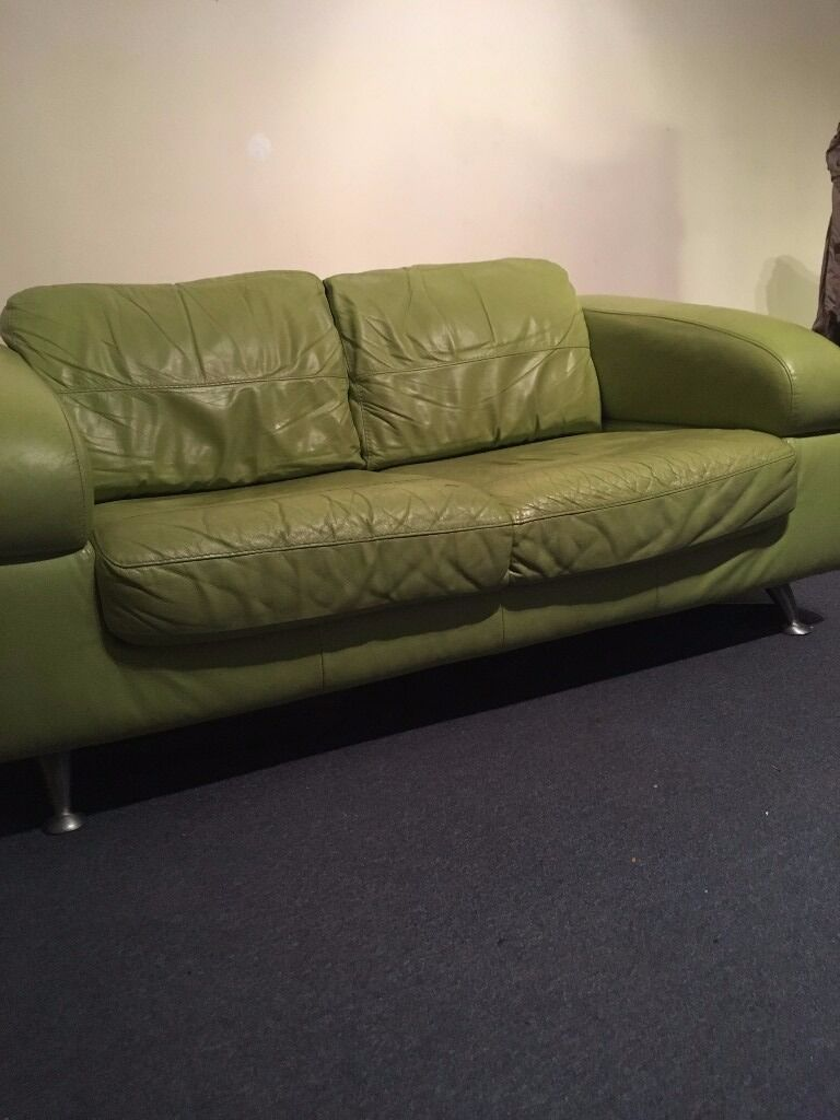 Comfy leather sofa - Comfy Leather Sofa For Sale