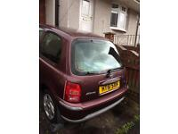 Nissan Micra 2002 For Sale