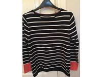 Ladies size 10 jumper