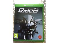 Xbox one game ride 2