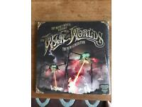 War of the Worlds Vinyl Record - brand new