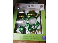 Happy Frogs Solar Stake Lights