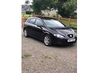 **2006 Diesel Seat Leon, Motd To May 2019, Fully Serviced**
