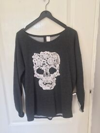 Two Women's Long Sleeved Tops