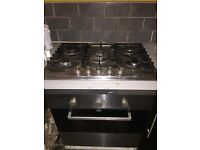 Electric oven silver (ikea)
